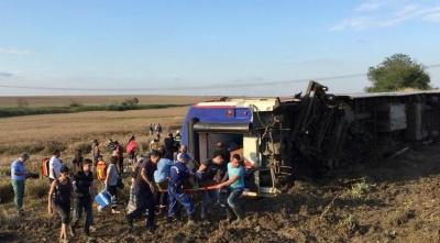 У Туреччині аварія на залізниці. Загинули щонайменше 10 осіб