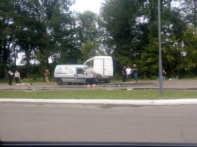 Медики розповіли про стан постраждалих у ДТП з автобусом на Буковині