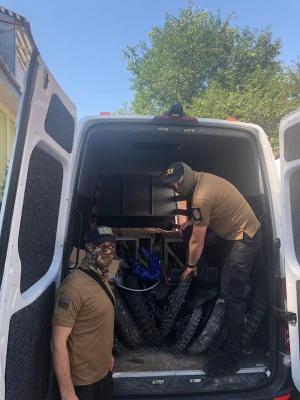 СБУ «накрила» групу чернівчан, які переправили з-за кордону байків на 130 тис доларів