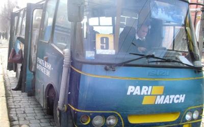 Каспрук розповів, коли в Чернівцях відновлять рух маршрутки №9А
