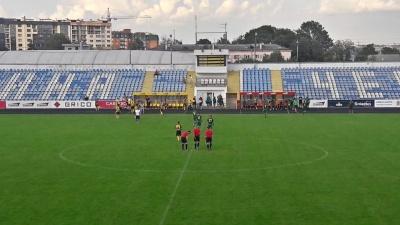 Футбол: «Буковина» зіграла два контрольні матчі