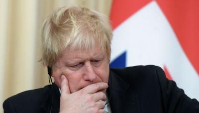 У Великій Британії пішов у відставку керівник МЗС