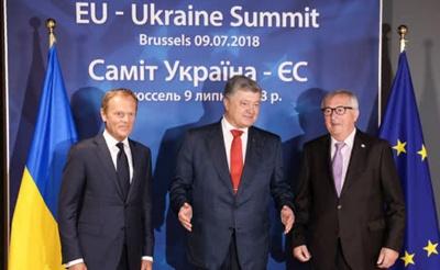 Лідери ЄС визнали порушення суверенітету України «актом агресії»
