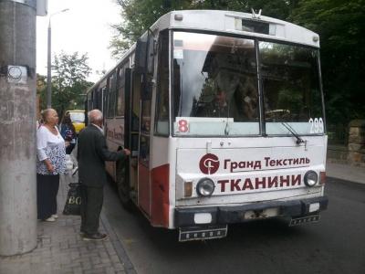 У Чернівцях почали курсувати тролейбуси №8: схема руху