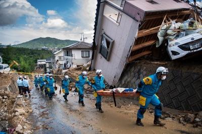 У Японії кількість загиблих від повені сягнула 156 осіб