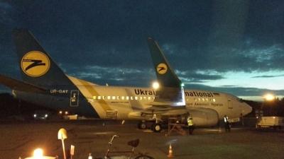 Авіакомпанія МАУ запустила додатковий літак із Чернівців до Мілану