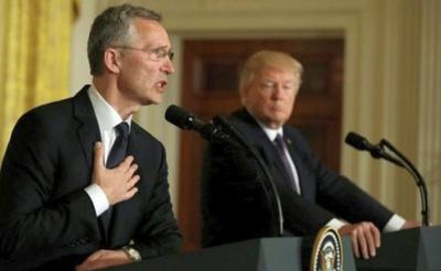 Столтенберг посперечався з Трампом через фінансування НАТО