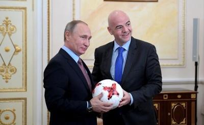 Президент FIFA: Чемпіонат світу змінив ставлення до Росії