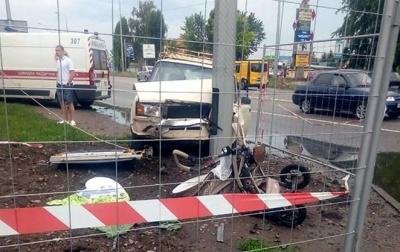 У Харкові затримали водія, який на смерть збив п'ятимісячне немовля у візку
