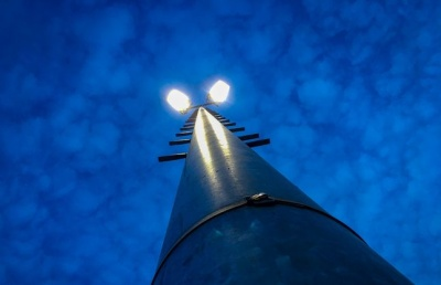 Українське місто зібралися повністю перевести на світлодіодне освітлення