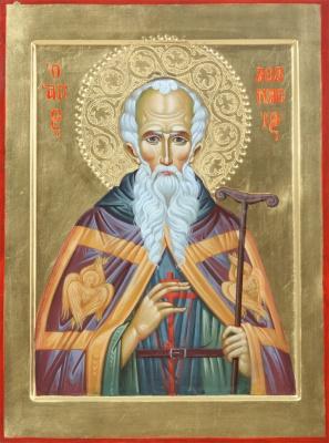 18 липня за церковним календарем - преподобного Афанасія Афонського