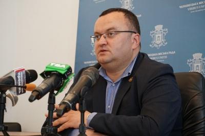 Відставка Каспрука: мер Чернівців назвав суми грошей, які пропонують депутатам за голос