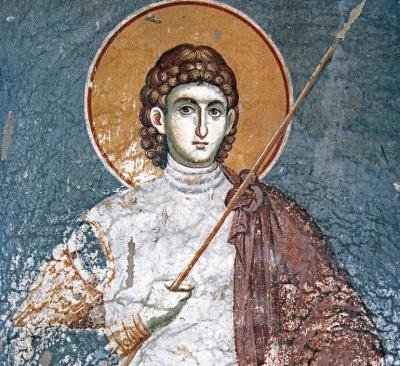 21 липня  за церковним календарем - великомученика Прокопія Кесарійського