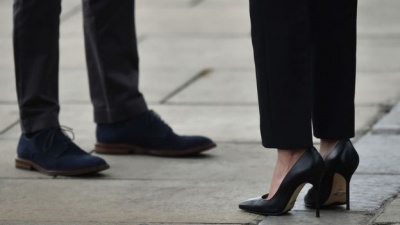 Чому Меган Маркл зобов'язана ходити на підборах: відома причина