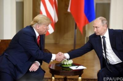 Трамп про зустріч з Путіним: Ці чотири години поліпшили відносини між США і РФ