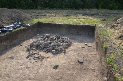В Черкаській області розкопали могилу відьми