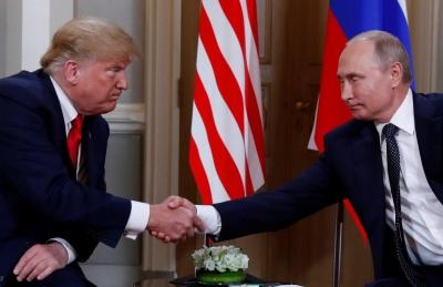 Трамп вже хоче нової зустрічі з Путіним