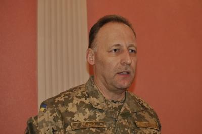На посаду головного військкома Буковини повернувся Віталій Чурай