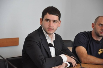 «Нацкорпус» вимагає в Каспрука негайно скликати сесію, щоб заборонити ЛГБТ-фестиваль