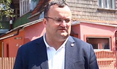 Каспрук заявив, що блокування дороги в центрі Чернівців організував Продан