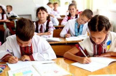 На нові парти і підручники у школах з бюджету Буковині виділили майже 36 мільйонів