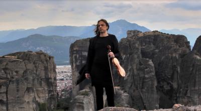 До Чернівців із концертом приїде відомий український скрипаль - відео