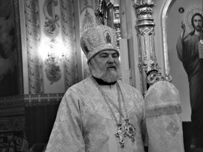 У Чернівцях попрощалися з єпископом Тихоном