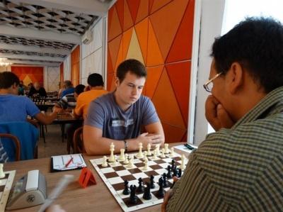 Міжнародний гросмейстер із Чернівців переміг у міжнародному шаховому турнірі