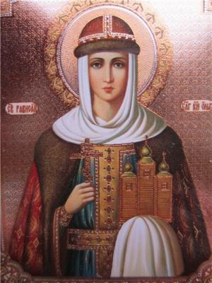 24 липня за церковним календарем - рiвноапостольної Ольги
