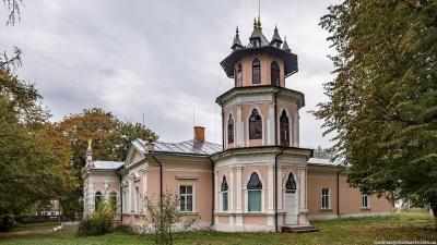 Невідома Буковина: дивовижний палац, який програли у карти