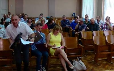 Мешканці Кельменецького району проти об'єднання в одну громаду, як того хоче Чернівецька ОДА