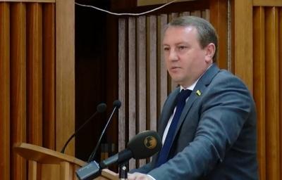 Нардеп Рибак назвав Гостюка «брехуном» і закликав звільнити чиновника