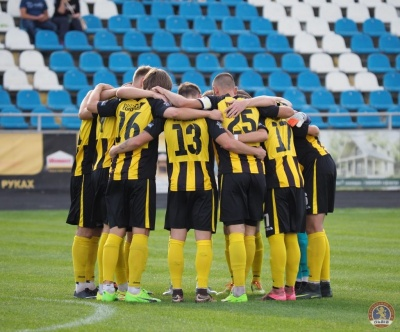 Чернівецька облрада виділила футбольному клубу «Буковина» 800 тис грн