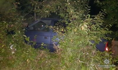 На Буковині поліція за 10 хвилин затримала викрадача автомобіля Chrysler