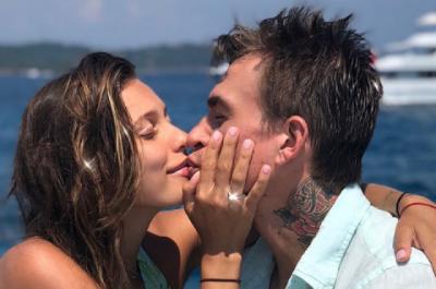 Регіна Тодоренко вперше виходить заміж за російського співака
