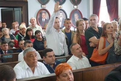 Відставка Каспрука. Депутати затвердили вигляд бюлетеня для таємного голосування