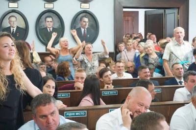 Чернівецька міська рада почала розгляд питання про відставку Каспрука - наживо