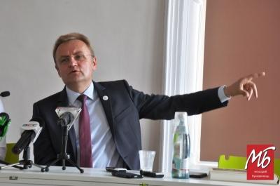 У партії Садового заявили про підтримку перевиборів мера й депутатів у Чернівцях