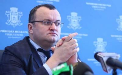 У Чернівцях е-петиція про поновлення Каспрука на посаді мера набрала необхідні голоси