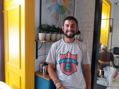 «Як закохаюсь, то залишусь», - мандрівник з Бразилії про враження від Чернівців