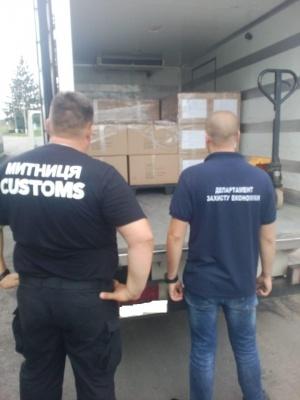На Буковині вилучили партію ліків на понад мільйон, яку незаконно перевозили з Греції