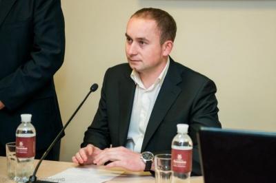 Зятя Чинуша вигнали з депутатської групи «Спільними зусиллями захистимо Чернівці»