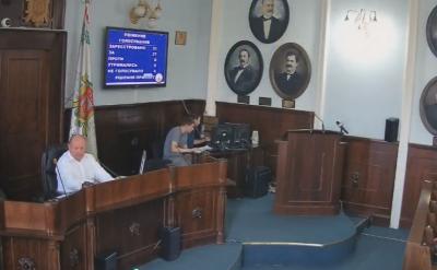 Чернівецька міськрада оголосила перерву в роботі сесії на тиждень