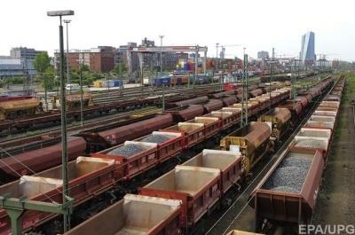 Укрзалізниця запустила новий контейнерний потяг у тестовому режимі