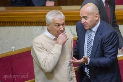 Радник Порошенка образився на фракцію БПП у міськраді, бо не голосувала за відставку Каспрука