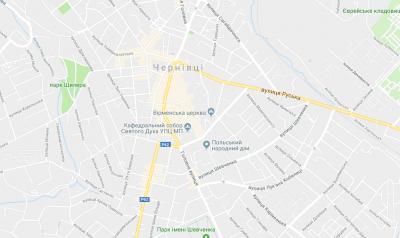 У Чернівцях може з'явитись вулиця Галіпа Теодота і Штраухера Бенно