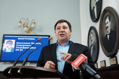 «Я ж не запитую, чи є коаліція у Раді»: Максимюк відповів на звинувачення Короля