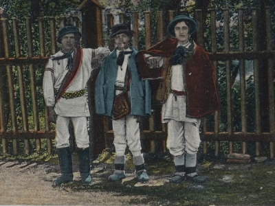 ЗМІ показали, як одягались жителі Буковини на початку ХХ століття