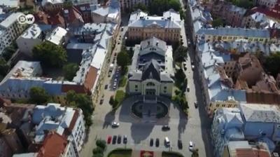 Німецьке ЗМІ опублікувало туристичний ролик про Чернівці - відео