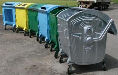 У Чернівцях закупили контейнерів для сміття на мільйон гривень
